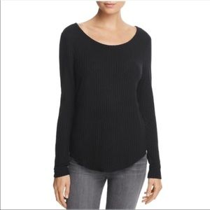 Chaser Long Sleeve Waffle Knit Thermal Size XXL